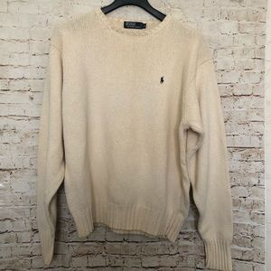 Polo By Ralph Lauren Cotton Crewneck Sweater